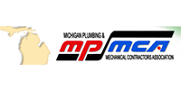 Michigan Plumbing & Mechanical Contractors Association Logo